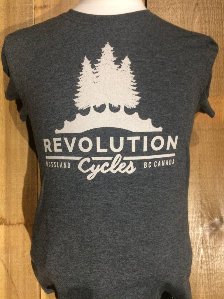 Gildan Cotton T-Shirt, Revolution 2016 Logo
