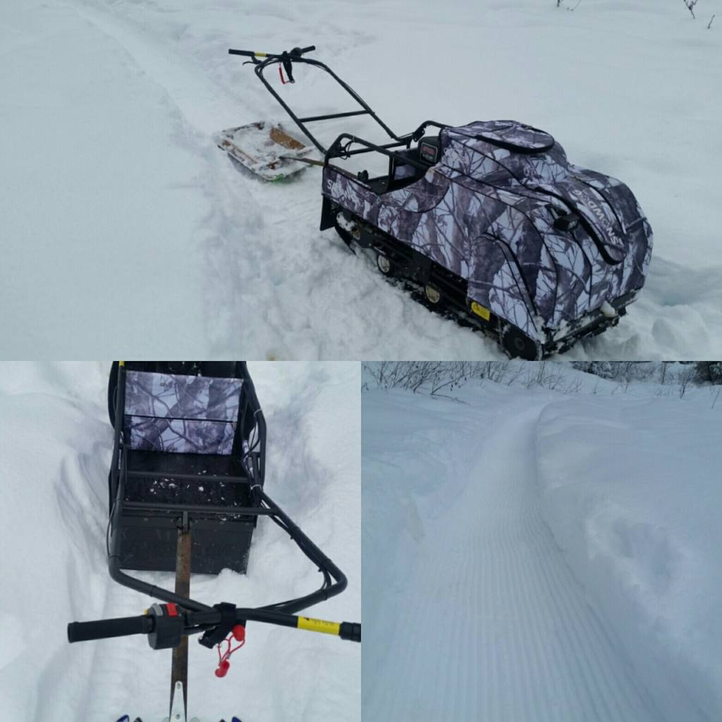 Fat Bike Groomer Donation