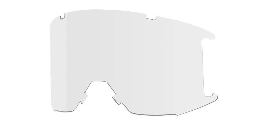 Smith Replacement Lens, Smith Squad MTB clear