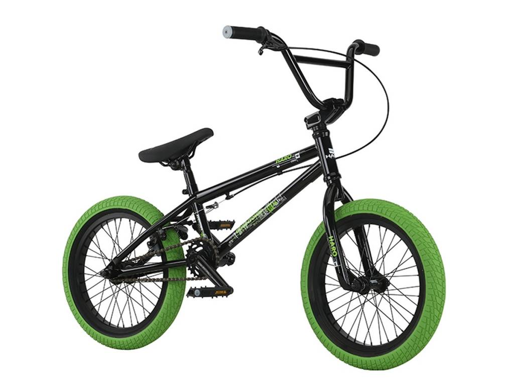"HARO Haro BMX Downtown 16"" Black"