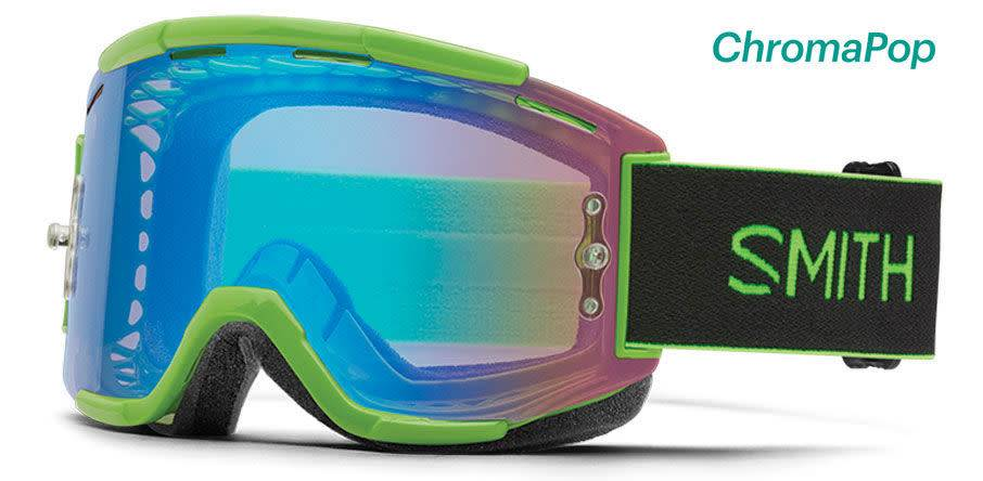 Smith Goggle, Smith Squad Chromapop (with bonus lens)