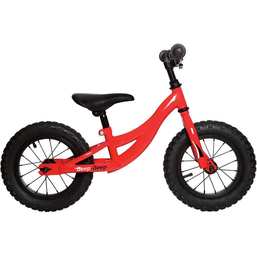 Evo EVO, Beep Beep, Balance bike, Red