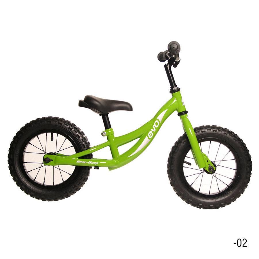 Evo EVO, Beep Beep, Balance bike, Green