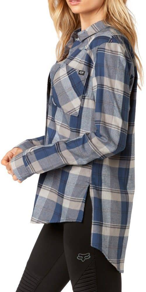 Flannel, Fox W's Flown Flannel