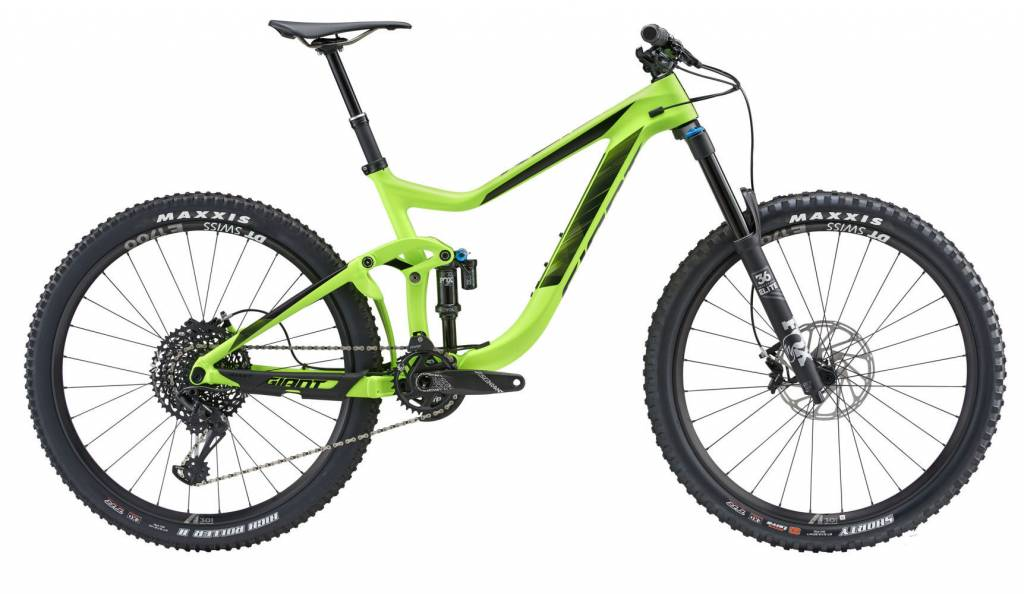 Giant Giant Reign Advanced 1 2018
