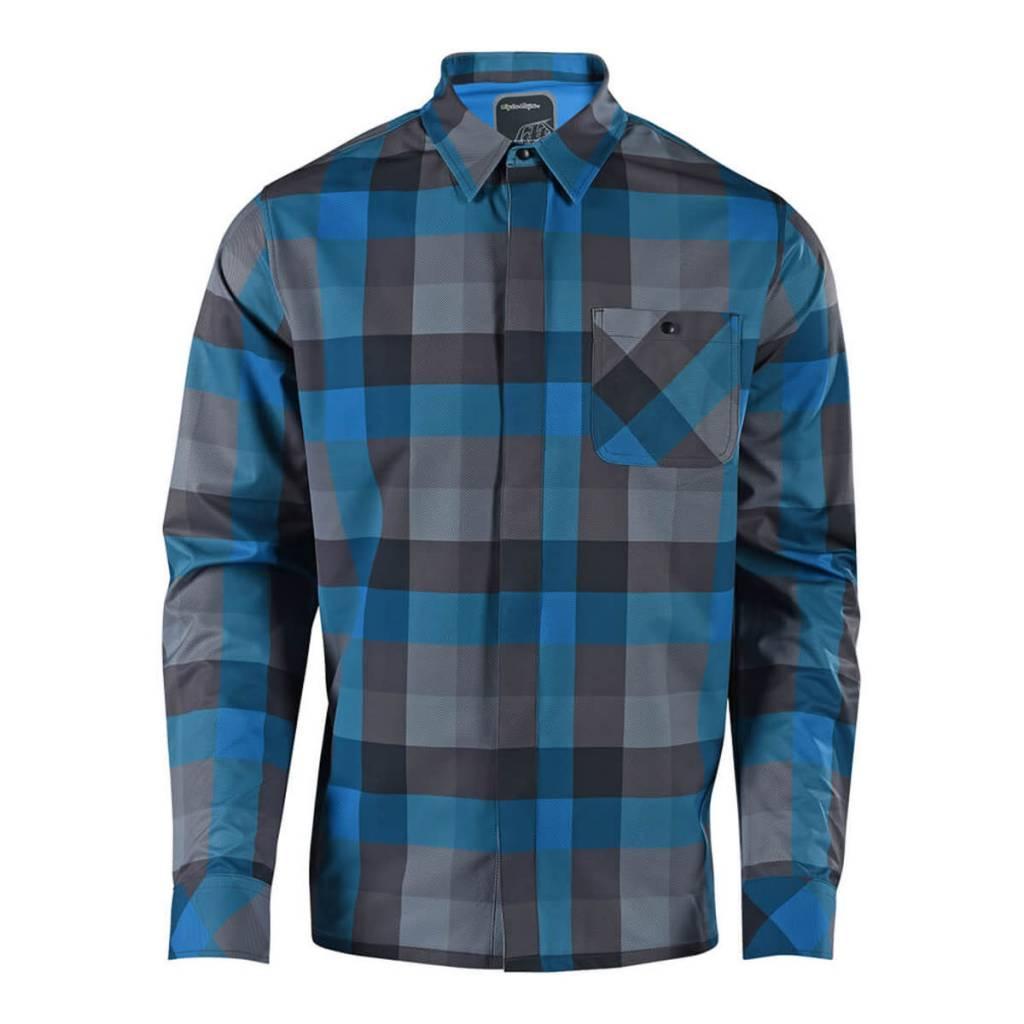 Troy Lee Designs Flannel, TLD Grind Flannel
