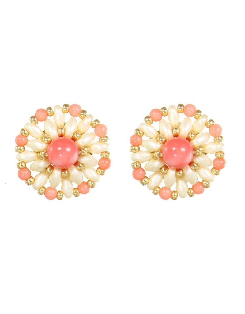 Esmeralda Lambert Earrings G34