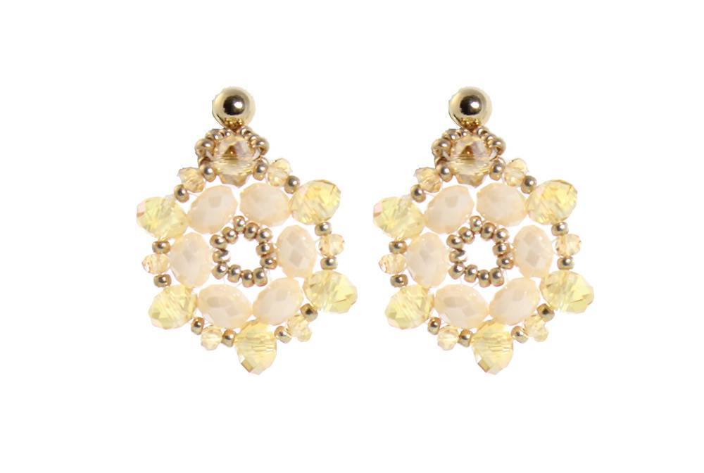Esmeralda Lambert Earrings L02