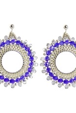 Esmeralda Lambert Earrings L07