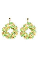 Esmeralda Lambert Earrings L08