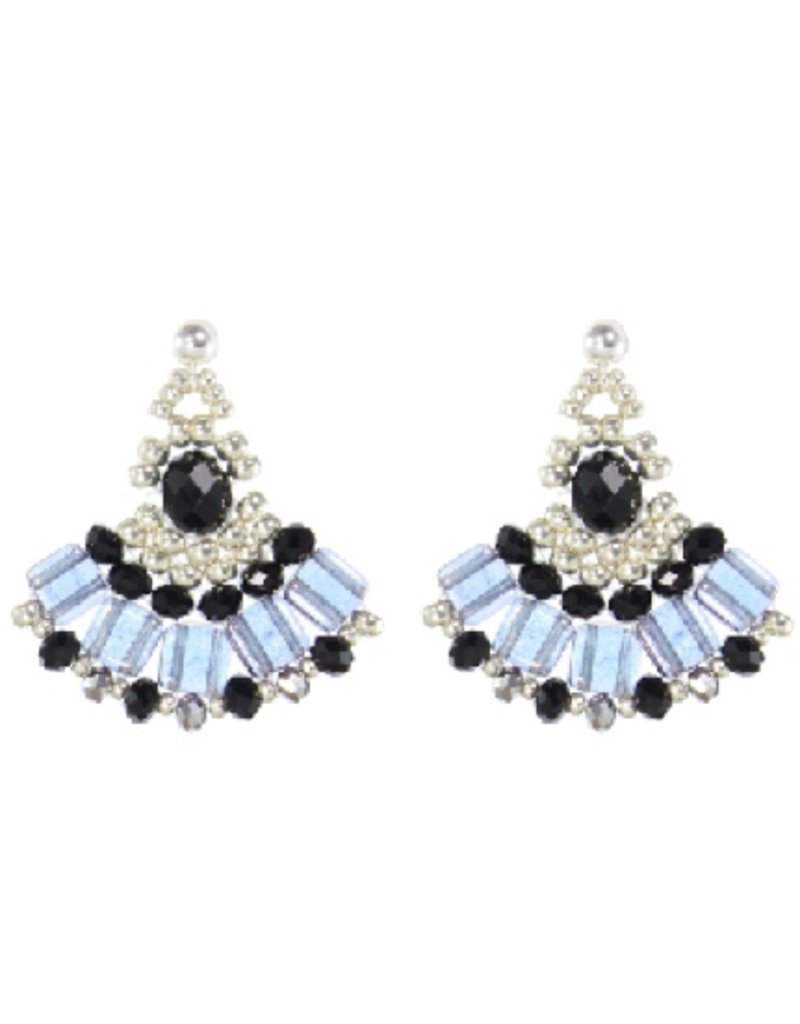 Esmeralda Lambert Earrings L107