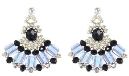 Esmeralda Lambert Earrings L107