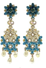 Esmeralda Lambert Earrings L12