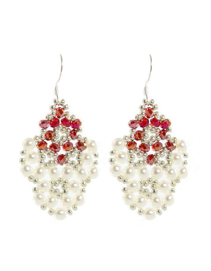 Esmeralda Lambert Earrings L22