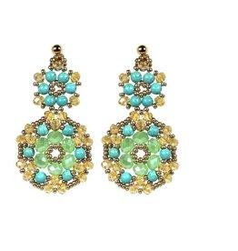Esmeralda Lambert Earrings L30