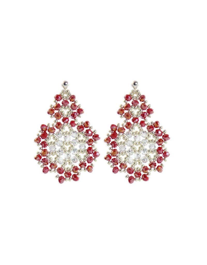 Esmeralda Lambert Earrings L68