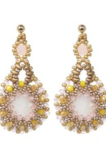 Esmeralda Lambert Earrings L70