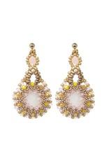 Esmeralda Lambert Earrings L70