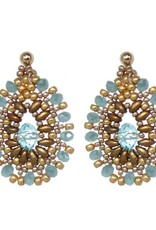 Esmeralda Lambert Earrings L76