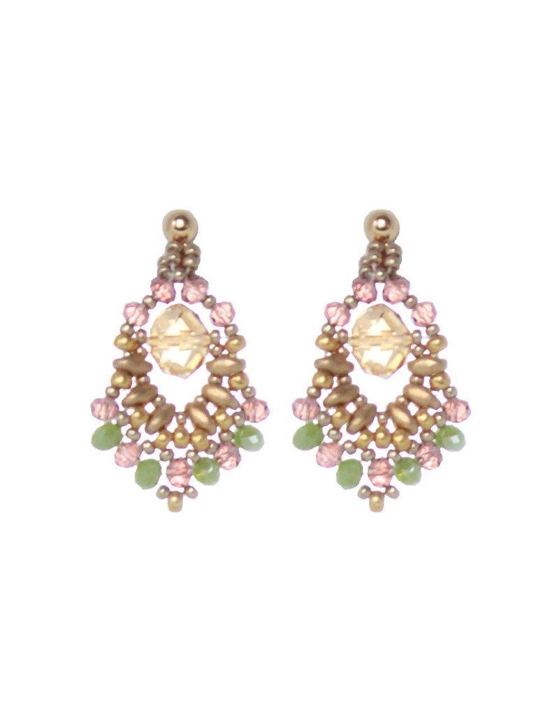 Esmeralda Lambert Earrings L86