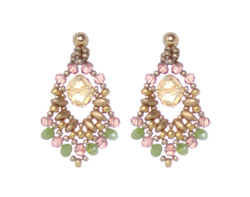 Esmeralda Lambert Earrings L86