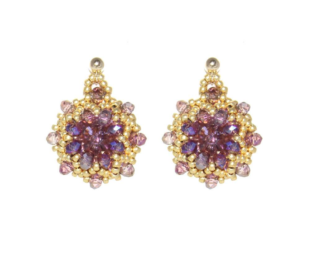Esmeralda Lambert Earrings M08