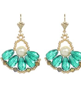 Esmeralda Lambert Earrings M101