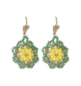 Esmeralda Lambert Earrings M110