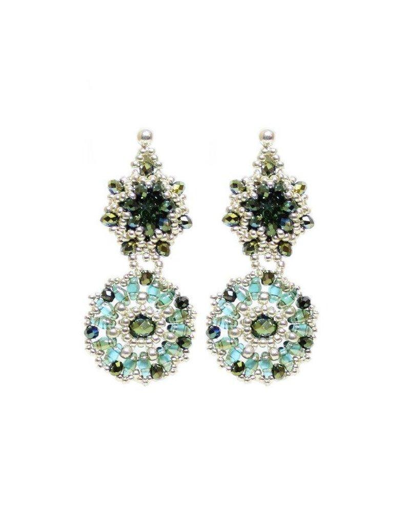 Esmeralda Lambert Earrings M53