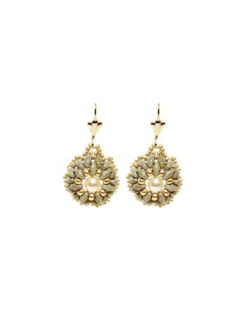 Esmeralda Lambert Earrings M59