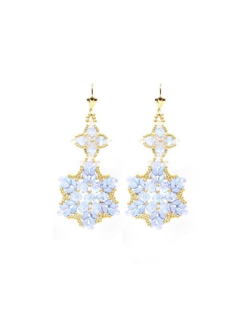 Esmeralda Lambert Earrings M63