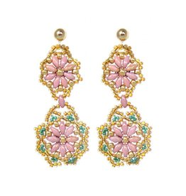 Esmeralda Lambert Earrings M99