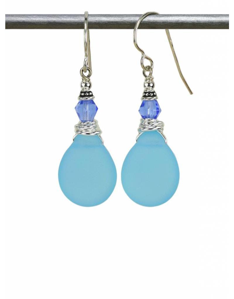 Austin Design Water Drop Earring