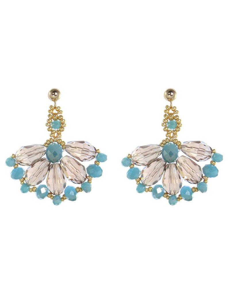 Esmeralda Lambert Earrings M101