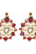 Esmeralda Lambert Earrings L62