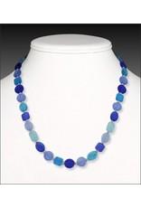 """Austin Design Necklace - Sunstone 18"""""""