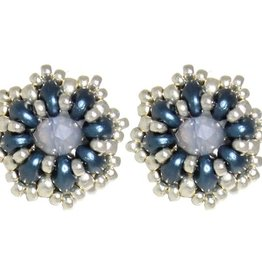 Esmeralda Lambert Earrings M126