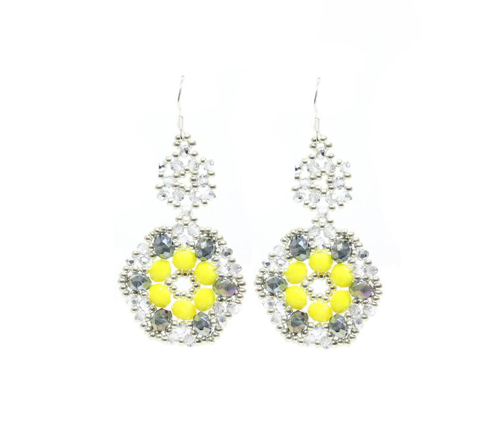 Esmeralda Lambert Earrings L30