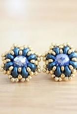 Esmeralda Lambert Earrings M126