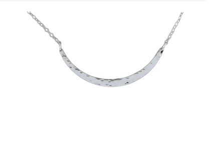 Mark Steel Pendant 5 Serling Silver
