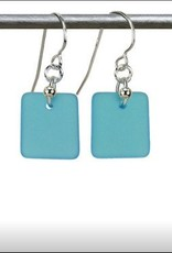 Austin Cake Earrings - Sea Style