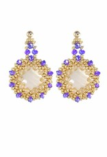 Esmeralda Lambert Earrings L44