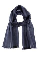 Shupaca Alpaca scarf - cobalt blue