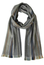 Shupaca Alpaca scarf - eucalyptus