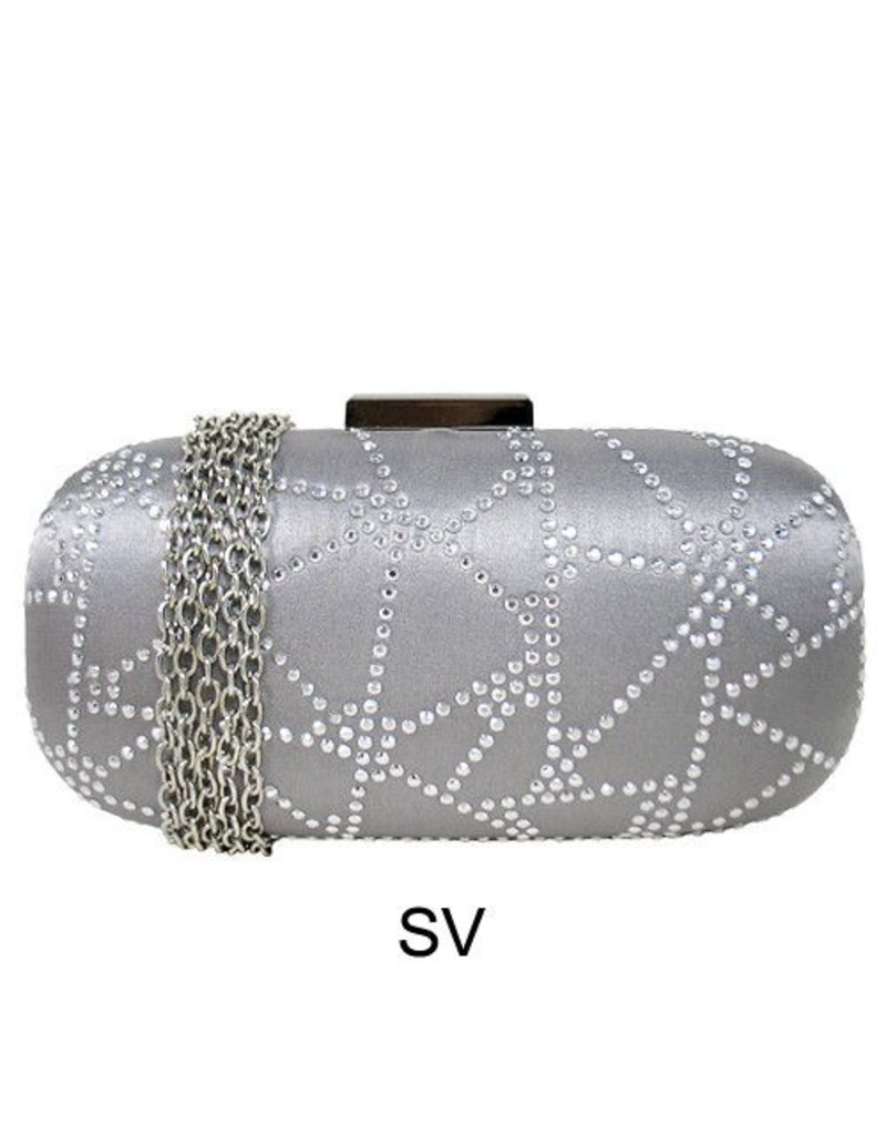 City Design Group Clutch Sequin Hard Case
