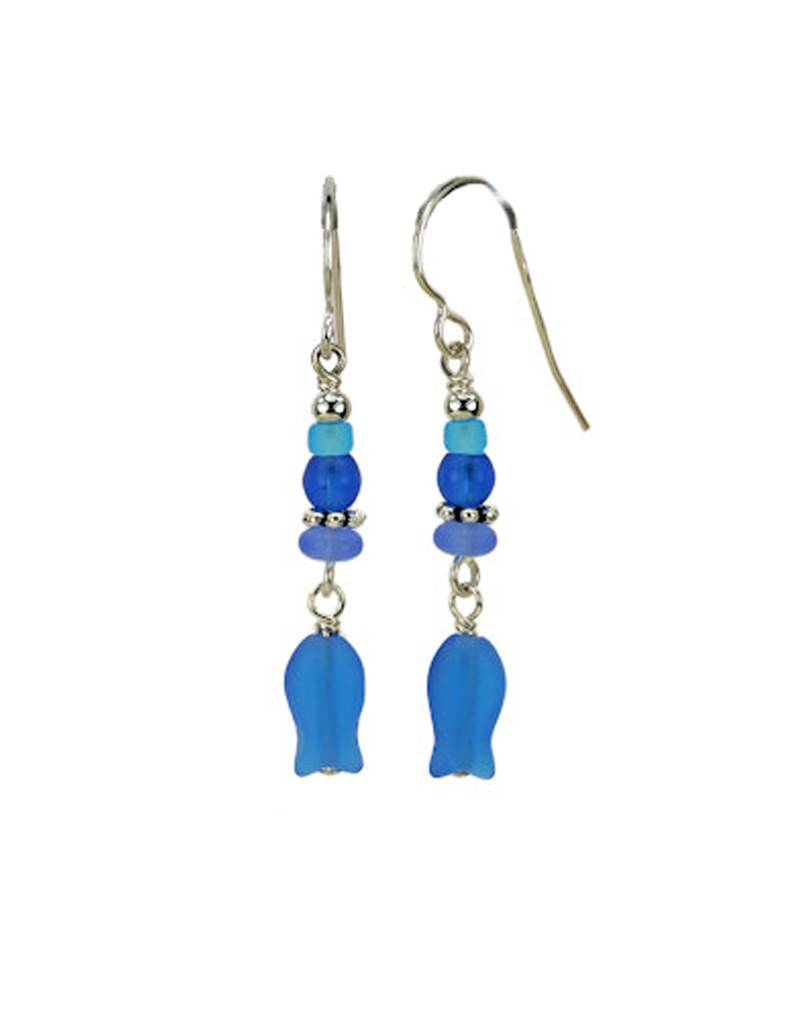 Austin Cake Fish Earrings