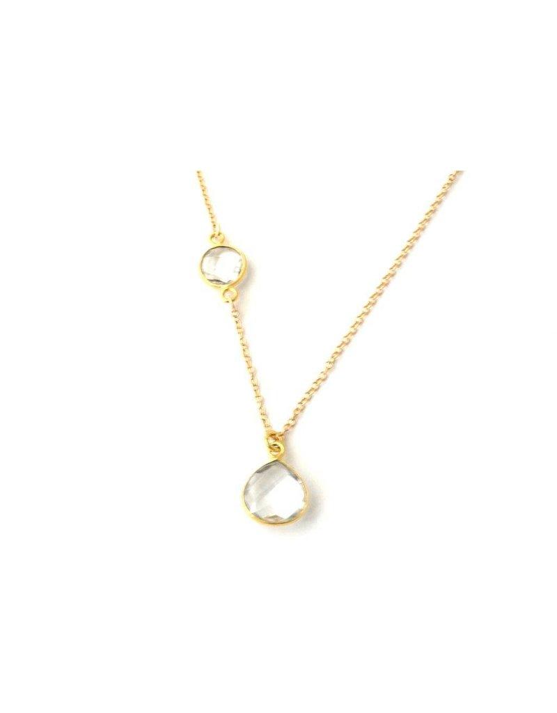 Kaliada Padilla Birthstone Necklaces