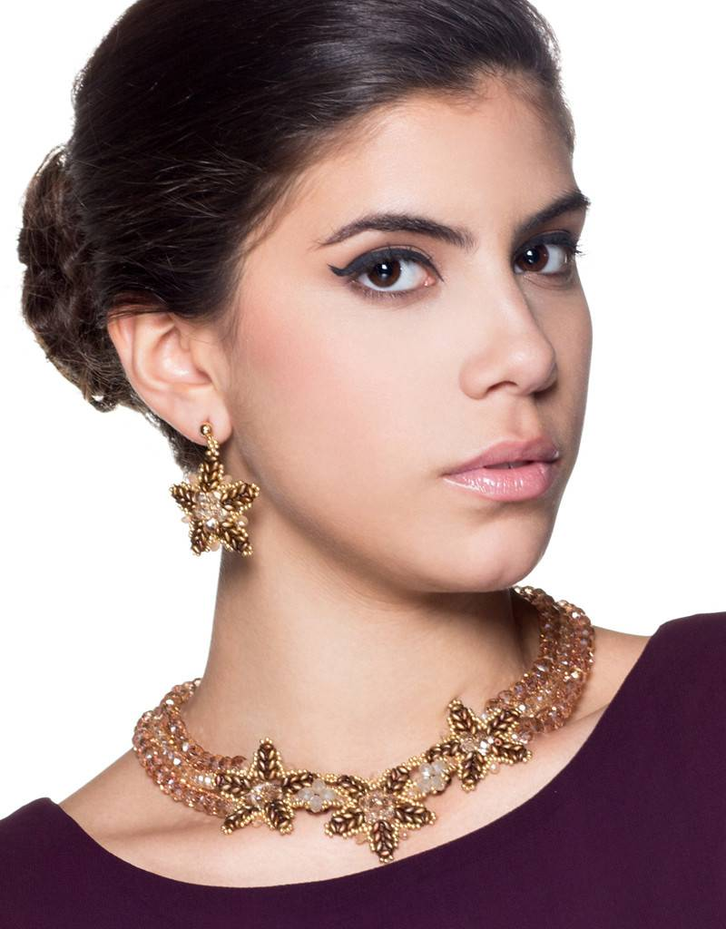 Esmeralda Lambert Necklaces MN-93