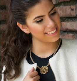 Esmeralda Lambert Necklaces MN-79