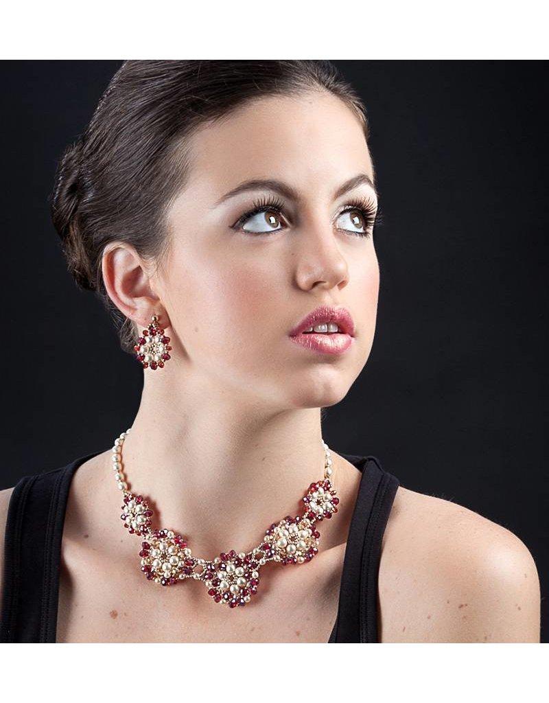 Esmeralda Lambert Necklaces LN-11